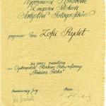 1979, Rodzina Polska, dyplom honorowy_557x768